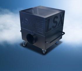 f100 fog machine