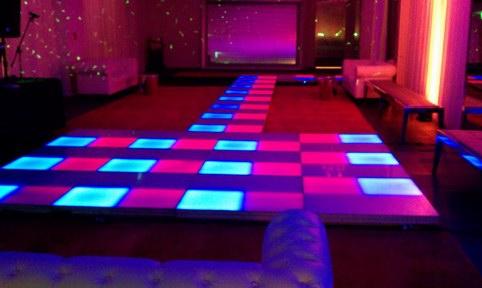 Led Disco Dance Floor Los Angeles
